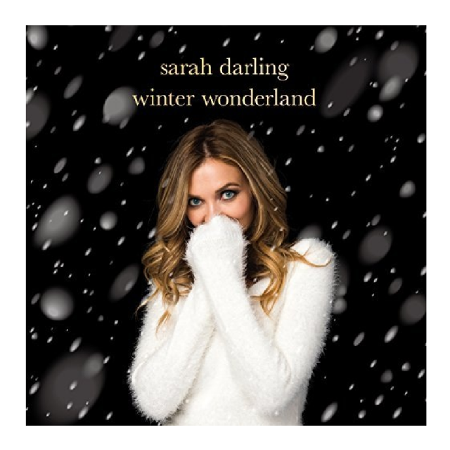 Sarah Darling CD- Winter Wonderland